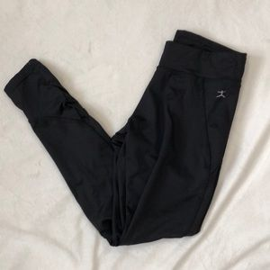 Relist: Black Athletic Leggings